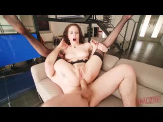 Anna De Ville - Gaping Anal Prolapse Creampie Queen [All Sex, Hardcore, Blowjob, Gonzo]
