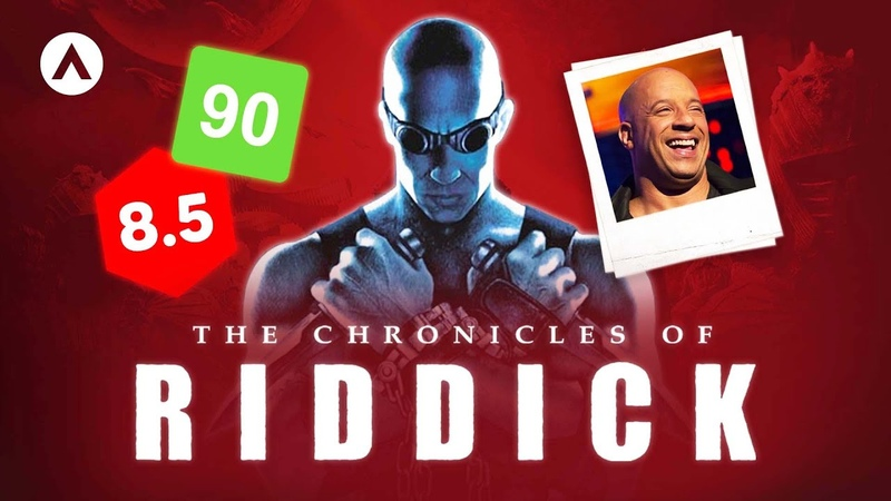 The History of Vin Diesel's Surprisingly Excellent Riddick Games