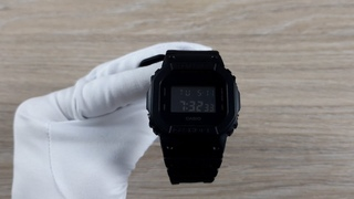 Обзор часов Casio G-SHOCK DW-5600BB-1E