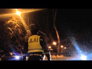 ШОКУЮЧИ КАДРИ! Беркут напав на активістів АвтоМа