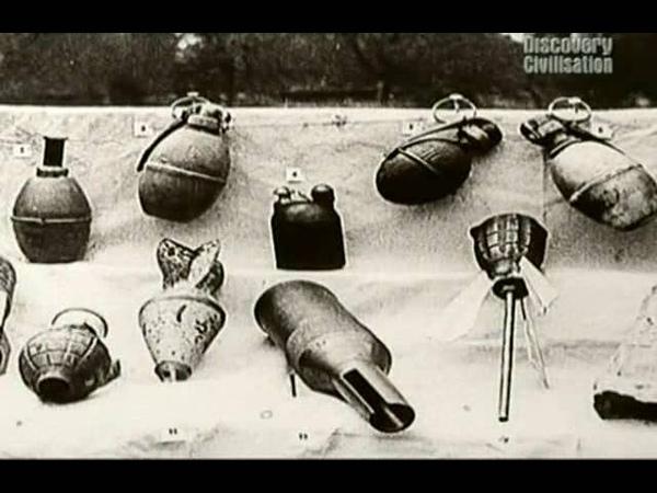 Наука об оружии - осколочные гранаты лимонки и гранатометы 2007