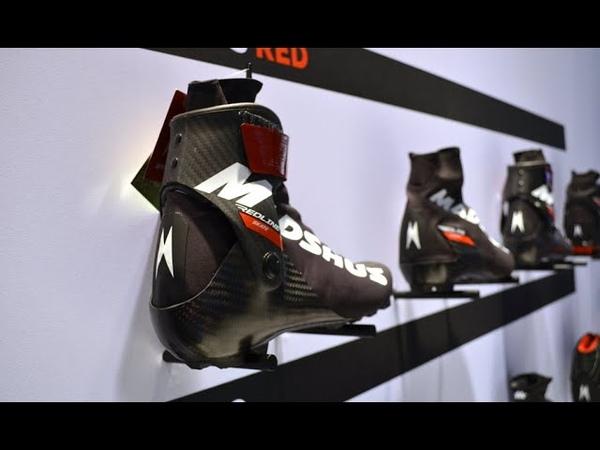 Карбоновые ботинки Madshus RED LINE
