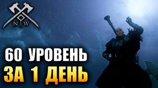 New World - 60 УРОВЕНЬ ЗА 1 ДЕНЬ (АБУЗ)