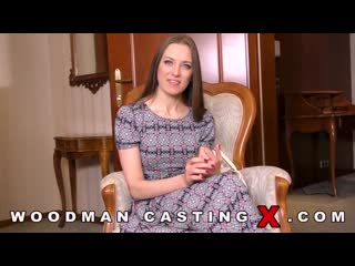 Вудман кастинг Nena Sytnyy [Woodman casting, Fake Taxi, czech casting, Brazzers, Pornohub, incest, milf, nymphomaniac, Big Tits]