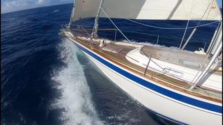 ep56 - Sailing Montserrat - Hallberg-Rassy 54 Cloudy Bay - Dec 2018