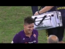 Beautiful scenes as Giovanni Simeone scores a 93rd minute goal for Fiorentina as they defe
