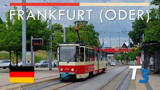 FRANKFURT ODER TRAM | Straßenbahn Frankfurt (Oder) [2018]