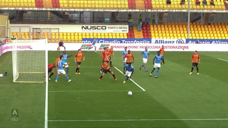 Беневенто Наполи Benevento vs Napoli Serie A TIM
