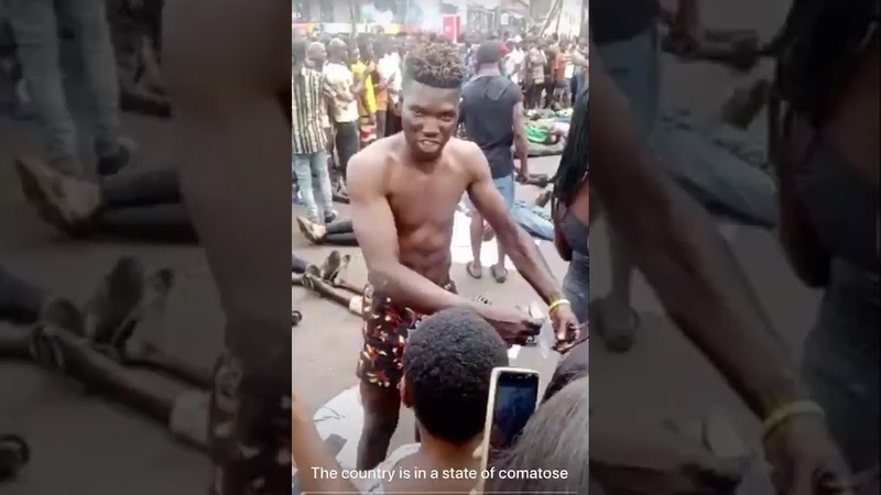 This are the Beast that you Made Shout out to Oluwa Burna revolutionnow CAPtv