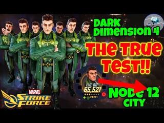 Multiple Man vs the REAL TEST of DD4  12 - Marvel Strike Force - MSF