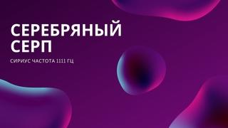 СЕРЕБЕРЯННЫЙ СЕРП 1111 ГЦ