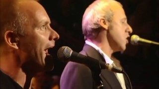 Mark Knopfler, Eric Clapton, Sting, Phil Collins Money For Nothing (Music For Montserrat)