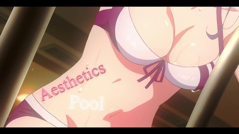 Pool aesthetics