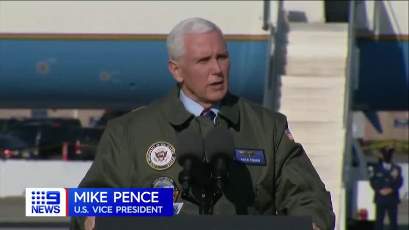 If Pence is right to what extent does that matter to the US body politic