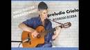 PRELUDIO CRIOLLO venezuelan waltz by Rodrigo Riera guitar interpretation by Hagai Rehavia