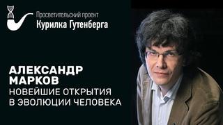 Новейшие открытия в эволюции человека – Александр Марков