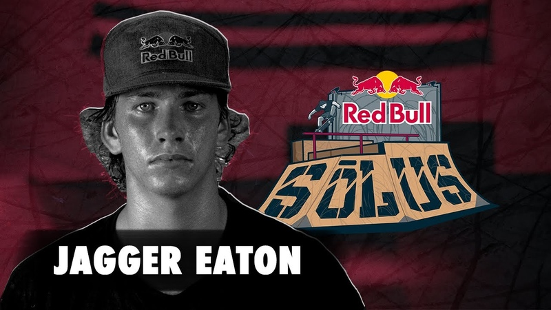 Jagger Eaton | Red Bull SŌLUS Entry