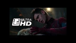 [4K] Gwen Stacy's Death Scene - The Amazing Spider-Man 2