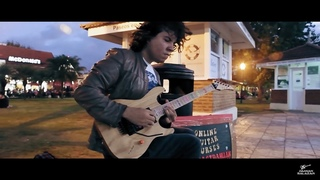 Still Got The Blues - AWESOME VERSION - Damian Salazar - (Gary Moore Guitar Cover) - ON THE STREET