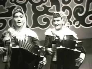 """ЧИАССР """"Дорогой дружбы"""" (фестиваль самодеятельного искусства в Грозном) 1982г."""