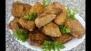 Отбивные из говяжьей печени Мягкие сочные вкусные