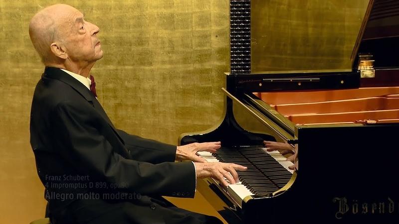 Paul Badura Skoda His last recital on May 31st 2019 in the Vienna Musikverein