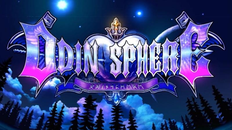Odin Sphere Full Main Menu Intro PS2 1080p