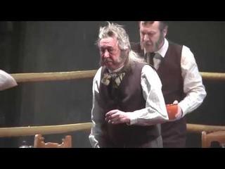 «Я текст забыл, ***!»: появилось видео со скандального спектакля Михаила Ефремова в Самаре