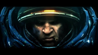 StarCraft 2 Wings of Liberty, первый трейлер (HD)