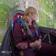 World's best female aerobatic aircraft pilot Svetlana Kapanina. #coub
