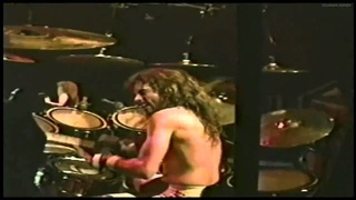 Megadeth - Clash of the Titans - Birmingham NEC , England , UK , 1990