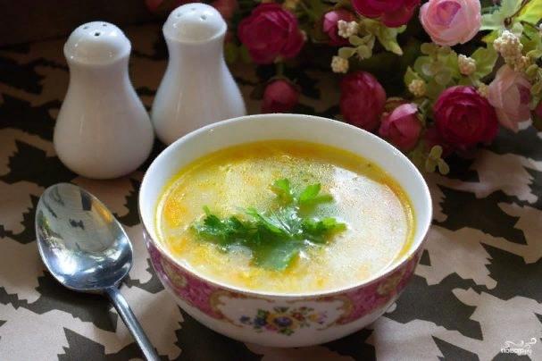 Крестьянский суп «Затируха»., изображение №1