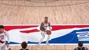 Damian Lillard DRAINS HALF-COURT SHOT! - Trail Blazers vs Nets