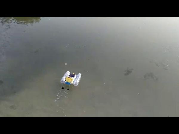 Diy rc boat