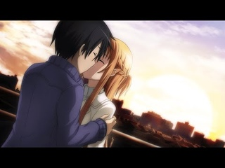 Mi vida eres tu - ( Young killer & Dragon) Kirito & Asuna