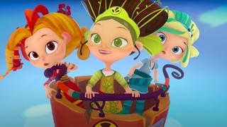 МУЛЬТИК 🧚♂️ Сказочный Патруль - 💝 Любимые серии Маши 👧  Лучший мультфильм для девочек
