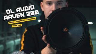 Бюджетный автозвук: громкая эстрада от DL Audio / Обзор, прослушка и розыгрыш Raven 200
