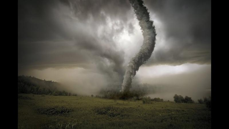 Секунды до катастрофы Нашествие Торнадо Документальные фильмы передачи HD