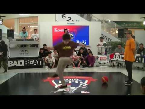 Ko-suke vs Ibuki | JFFC 2019 - Final