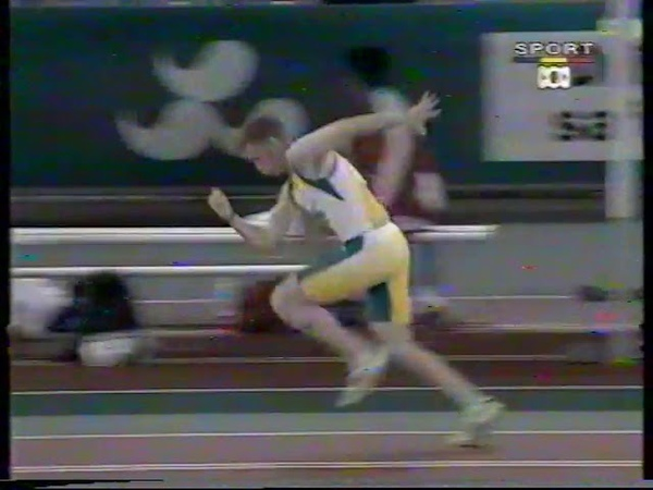 Sydney 2000 Paralympic Games Mens F37 Long Jump Final poor quality