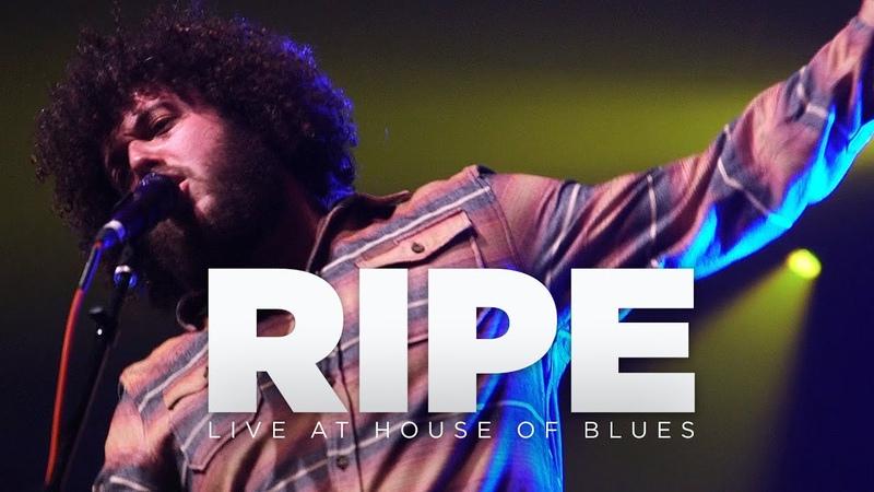Ripe Live at House of Blues Full Set