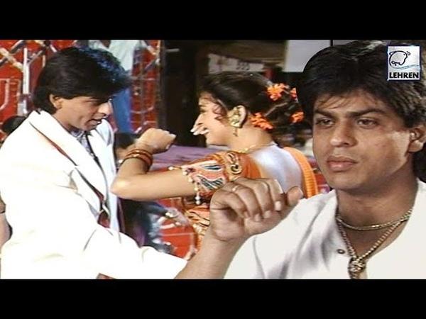 Ram Jaane On Location Interview Shah Rukh Khan Juhi Chawla Flashback Video