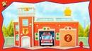 Детский мультик Отважный пожарный и его команда. Развивающий мультфильм про любимые профессии