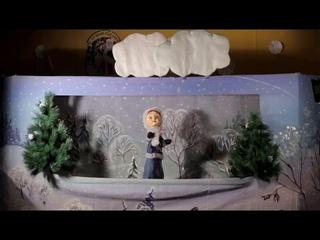 Кукольный Новогодний спектакль «Приключения снеговичка»