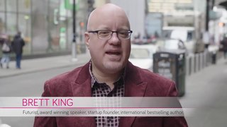 Brett King talks about the future of social media