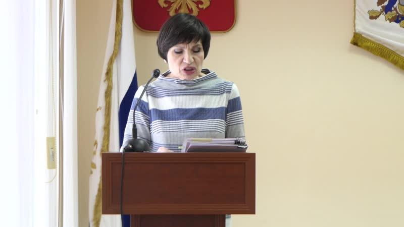 03 12 2019 Публичные слушания по бюджету и Уставу Арзамасского района