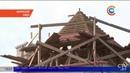 Самое мистическое место в Беларуси В Гольшанском замке восстанавливают Северную башню