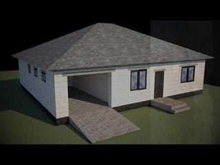 Строительство коробки частного дома по этапам от фундамента до кровли