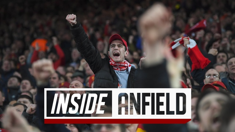 Inside Anfield Liverpool 2 3 Atletico UNSEEN footage on remarkable European night