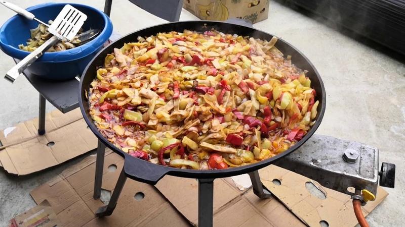 Аджапсандали настоящий правильный самый вкусный рецепт , приготовления